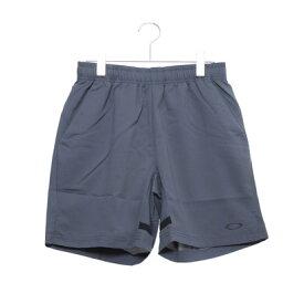 オークリー OAKLEY メンズ テニス ハーフパンツ Enhance Slant Cloth Shorts 7inch 9.0 442569