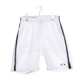 オークリー OAKLEY メンズ テニス ハーフパンツ Enhance Slant Graphic Shorts 9inch 9.0 442591JP