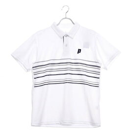 【アウトレット】プリンス Prince テニス 半袖ポロシャツ ゲームシャツ WU9103