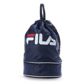 【アウトレット】フィラ FILA ジュニア 水泳 プールバッグ FILA2重底プールバッグ 129539
