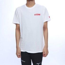 【アウトレット】アンダーアーマー UNDER ARMOUR メンズ 野球 半袖Tシャツ UA 9 Strong TShirt 1331510