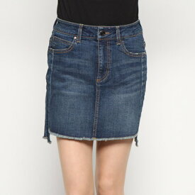 【アウトレット】ゲス GUESS DENIM SKIRT (MEDIUM BLUE)