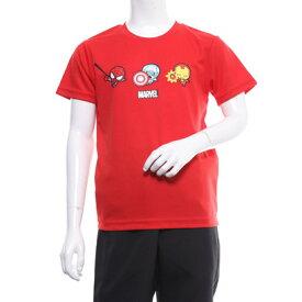 マーベル MARVEL ジュニア 半袖機能Tシャツ MV-9C42059TSキ