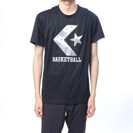 コンバース CONVERSE バスケットボール 半袖Tシャツ 9S メンズプリントTシャツ CB291312