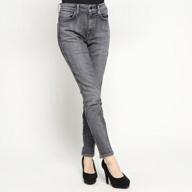 【アウトレット】ゲス GUESS 1981 HIGH-WAIST SKINNY DENIM PANT (WASHED BLACK)