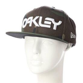 オークリー OAKLEY キャップ MARK II NOVELTY SNAP BACK 911784-982