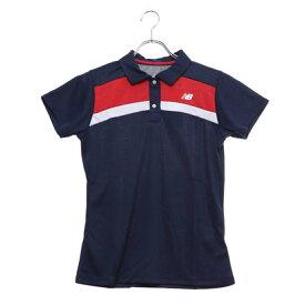 cde65cc3403d2 ニューバランス new balance レディース テニス 半袖ポロシャツ JWTT8538
