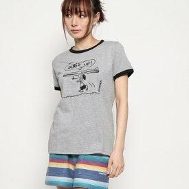 オーシャンパシフィック OCEAN PACIFIC レディス Tシャツ (MGY)