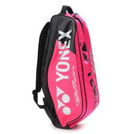 ヨネックス YONEX バドミントン ラケットケース ラケットバック6 BAG1802R