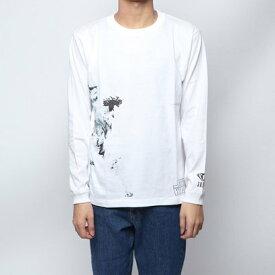 ジェイド JADE (ユニセックス) :JADE × STAR WARS ロングスリーブTシャツ トルーパー (WHT)