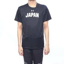 アンダーアーマー UNDER ARMOUR バスケットボール 半袖Tシャツ UA JAPAN BK Tee Primary 1348174
