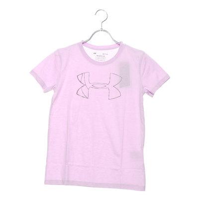 アンダーアーマー UNDER ARMOUR レディース 半袖Tシャツ UA GRAPHIC BL CLASSIC CREW 1330348