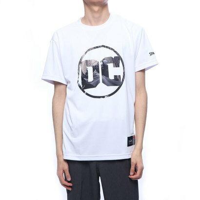 スポルディング SPALDING バスケットボール 半袖Tシャツ Tシャツーディーシー バットマン SMT190540