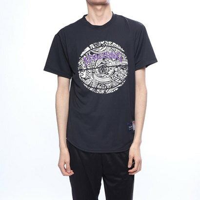 スポルディング SPALDING バスケットボール 半袖Tシャツ メンズ Tシャツーポリネシアンボール SMT190250