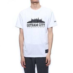 スポルディング SPALDING バスケットボール 半袖Tシャツ Tシャツーバットマン ゴッサムシティ SMT190470