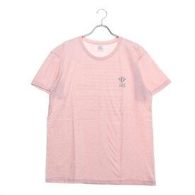 ジェイド JADE (ユニセックス) :ロゴ入りオリジナルTシャツ JIAS-ピンク (PIN)