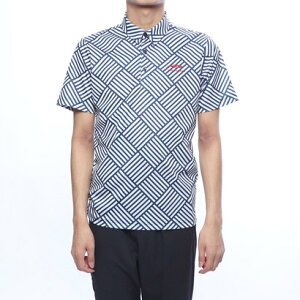 【アウトレット】ティゴラ TIGORA メンズ ゴルフ 半袖シャツ TR-1H1009P