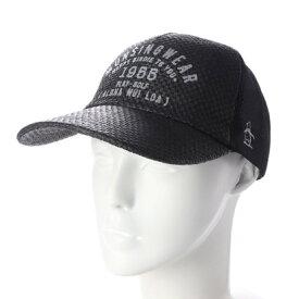 マンシングウエア Munsingwear メンズ ゴルフ キャップ ボウシ MGBNJC16
