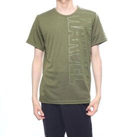 マーベル MARVEL メンズ 陸上/ランニング 半袖Tシャツ MV3R12019TS