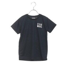 スター ウォーズ STAR WARS ジュニア 半袖機能Tシャツ SW-9C42139TSキ