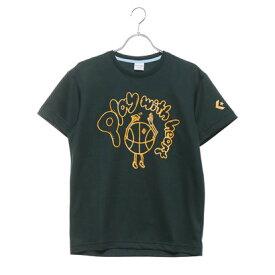 【アウトレット】コンバース CONVERSE レディース バスケットボール 半袖Tシャツ 9S ウィメンズプリントTシャツ CB391306