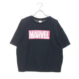 マーベル MARVEL レディース 半袖Tシャツ MV-9C22519TS
