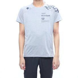 デサント DESCENTE メンズ 半袖機能Tシャツ ブリーズプラス Tシャツ DMMNJA62