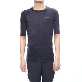 【アウトレット】スキンズ SKINS メンズ フィットネス 半袖コンプレッションインナー A400 ULTIMATE メンズ ショートスリーブトップ DU01049001