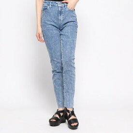 ゲス GUESS ORBIT 1981 HIGH RISE SKINNY DENIM PANT (ORBIT BLUE WASH)