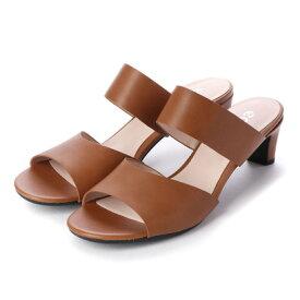 【アウトレット】エコー ECCO SHAPE SLEEK SANDAL 45 Shoe (CAMEL)