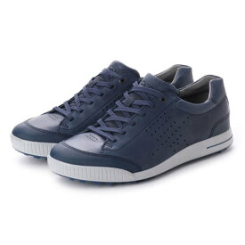 エコー ECCO MEN'S GOLF STREET RETRO (DENIM BLUE/DENIM BLUE)