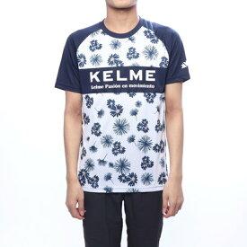 【アウトレット】ケレメ KELME メンズ サッカー/フットサル 半袖シャツ 半袖プラクティスシャツ KPW055S