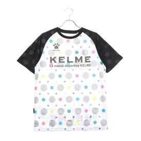 ケレメ KELME メンズ サッカー/フットサル 半袖シャツ 半袖プラクティスシャツ KA19S601