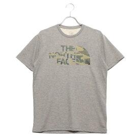 ザ ノース フェイス THE NORTH FACE メンズ アウトドア 半袖Tシャツ Camouflage Logo Tee NT31976