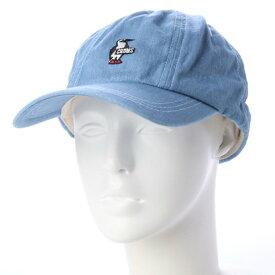 チャムス CHUMS トレッキング 帽子 Booby Denim Cap CH05-1169