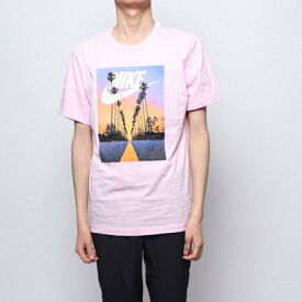 【アウトレット】ナイキ NIKE メンズ 半袖Tシャツ ナイキ SUNSET PALM Tシャツ BQ0716663