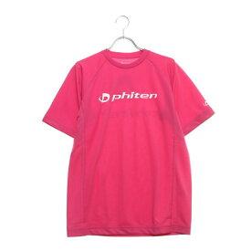 ファイテン Phiten バレーボール 半袖Tシャツ RAKUシャツSPORTS(吸汗速乾)半袖 JG175003
