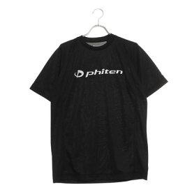 ファイテン Phiten バレーボール 半袖Tシャツ RAKUシャツSPORTS(吸汗速乾)半袖 JG167003