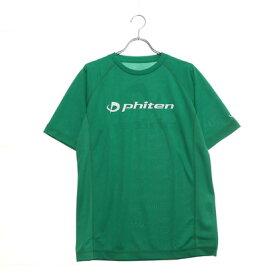 ファイテン Phiten バレーボール 半袖Tシャツ RAKUシャツSPORTS(吸汗速乾)半袖 JG173003