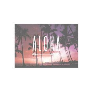【アウトレット】◆プチプラ 【kahiko】ハワイアンポストカード その他12