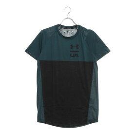 【アウトレット】アンダーアーマー UNDER ARMOUR メンズ 半袖機能Tシャツ UA MK1 SS Colorblock 1327250