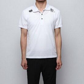 【アウトレット】カンタベリー CANTERBURY メンズ ラグビー 半袖シャツ S/S WORKOUT POLO RP39023