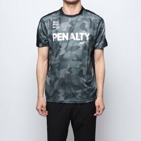ペナルティ PENALTY サッカー/フットサル 半袖シャツ ハイスカモプラトップ PU9250