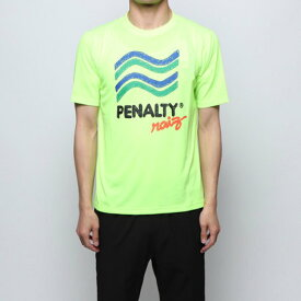ペナルティ PENALTY サッカー/フットサル 半袖シャツ ハイスドロウプラTシャツ PT9137