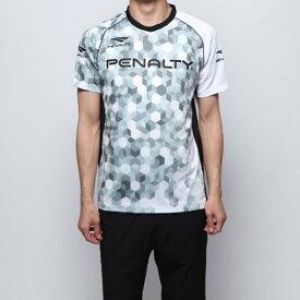 ペナルティ PENALTY サッカー/フットサル 半袖シャツ HEXグラデーションプラトップ PU9008