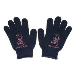 アクシーズクイン AXESQUIN ジュニア トレッキング グローブ Gnome Junior Glove AG3786