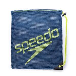 スピード SPEEDO 水泳 プールバッグ メッシュバッグ(M) SD96B07