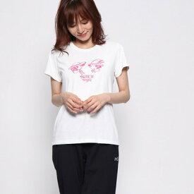【アウトレット】ミレー MILLET レディース トレッキング 半袖Tシャツ LD HUGO BOY MEETS GIRL TS SS MIV01703