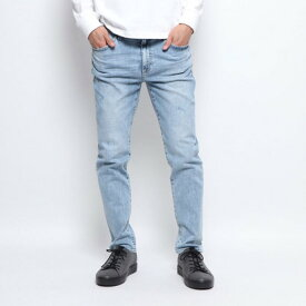 ゲス GUESS REGULAR TAPERED DENIM PANT (LIGHT BLUE)