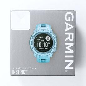 ガーミン GARMIN 陸上/ランニング 時計 Instinct Sea Foam 0100206462 7169